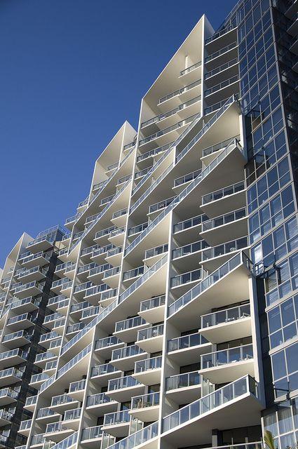 W Hotel – South Beach, Miami. Every W Hotel is an inspiration...