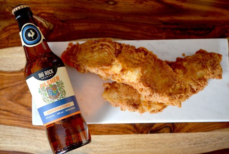 [ Beer Battered Fish Recipe ] Don't let the thought of frying scare you. You can absolutely do it in your own home and make fresh fish and chips. #cookingwithbeer