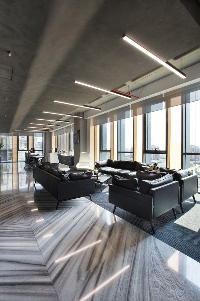 Office Tour: Dilmenler Textile Machinery Co. Offices – Istanbul