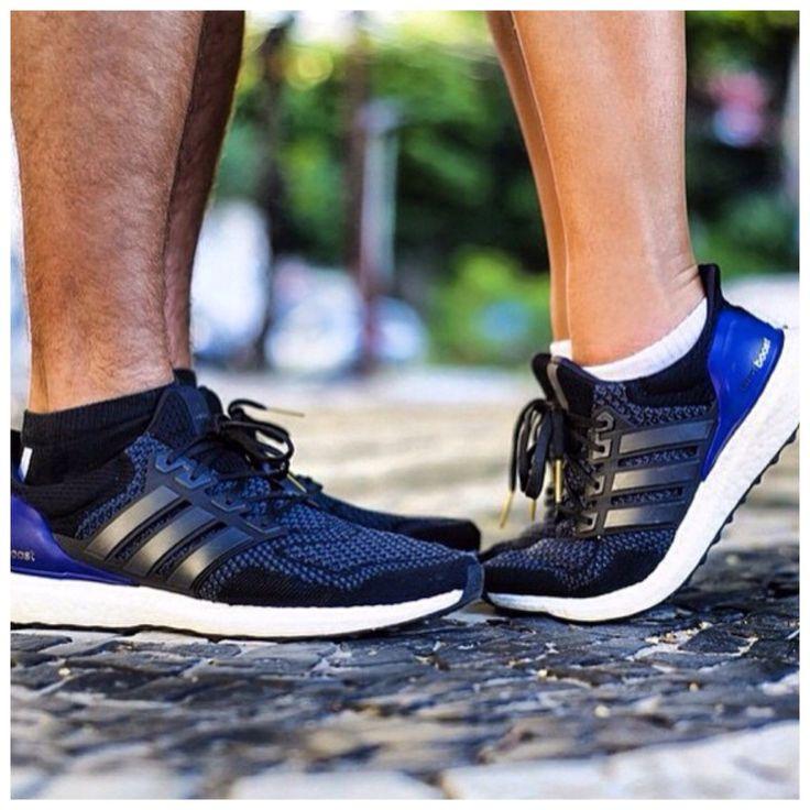 Felice San Valentino da Bianca e Ottavio, i protagonisti di Corrersi via, diario di una runner per caso. #adidas #ultraboost