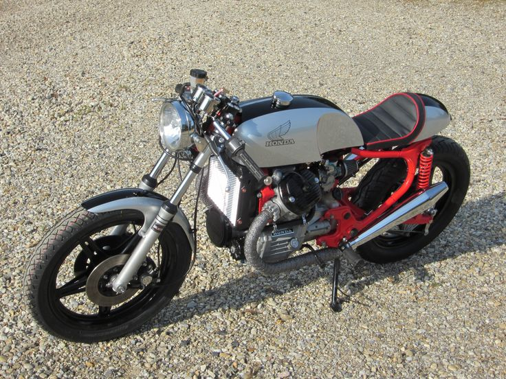 honda cx 500 cafe racer cafe racer motorrad und oldtimer. Black Bedroom Furniture Sets. Home Design Ideas