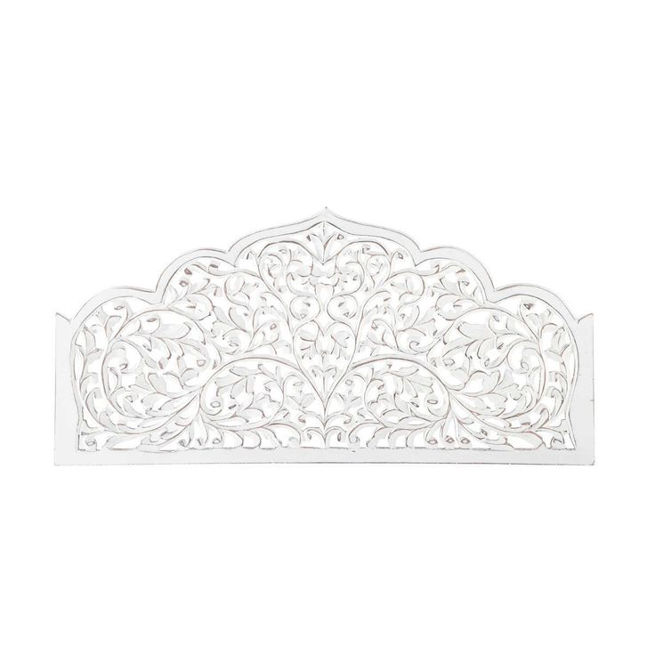 Friso de pared de madera blanqueada Amindivi - mm