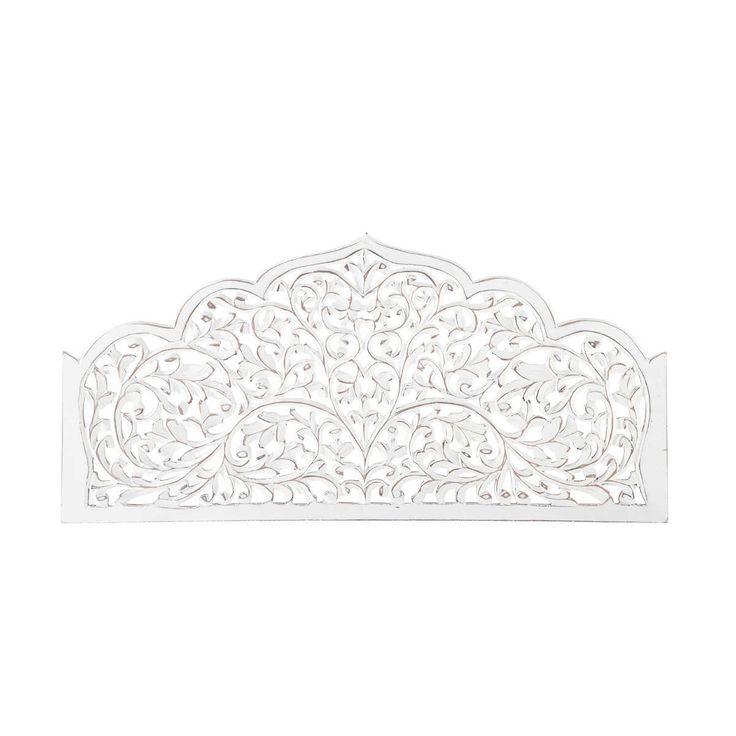 frise murale bois blanchi amindivi maisons du monde pinterest murs en bois et bois. Black Bedroom Furniture Sets. Home Design Ideas