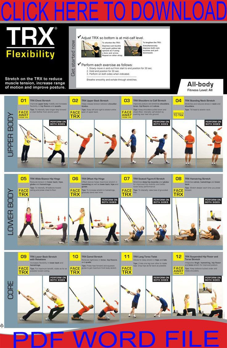 The 25 best trx workout routine ideas on pinterest trx full trx workouts fandeluxe Image collections