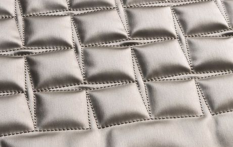 Traditional craftsmanship highlighted by cutting-edge technology. #embroidery #amricami