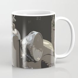 Mille Miglia No.91 - Exclusive mug collections designed by The Luxury Boudoir will be on sale for a set period only! mugs coffee tea mille miglia designer mugs
