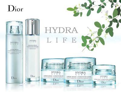 Ana Passion: Dior- Hydra Life Pro-Youth Sorbet