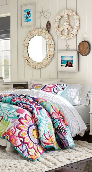 Colorful Flower Quilt - Queen $179 on special for $139
