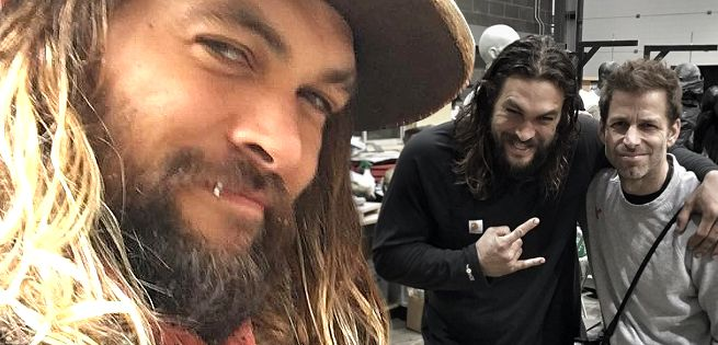 """{    Aquaman Actor Jason Momoa Goes Blond For Justice League    }  #ComicBook.com .... """"Jason Momoa is about to find out if blonds have more fun.""""...   http://comicbook.com/2016/03/19/aquaman-actor-jason-momoa-goes-blond-for-justice-league/"""