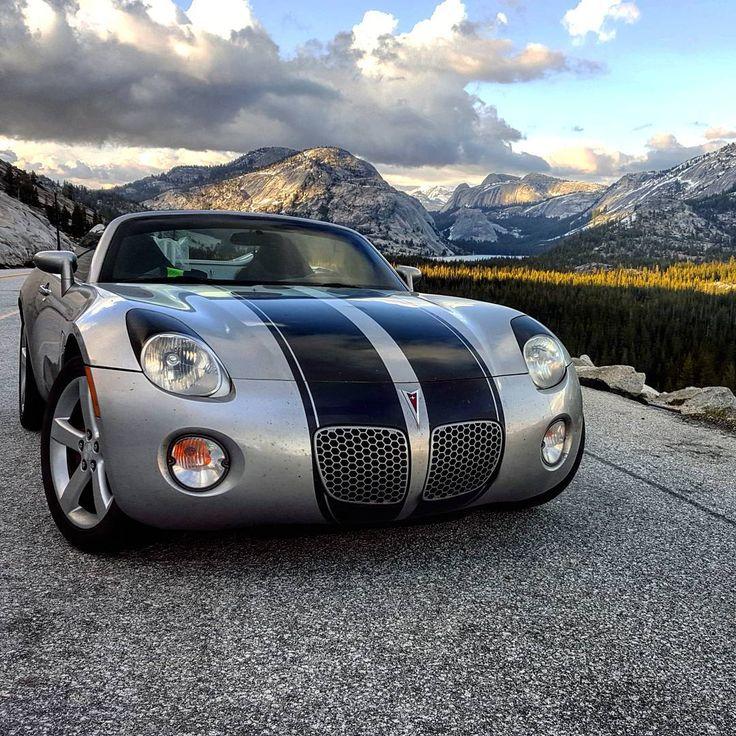 Pin by Salvador Blumenkron on Cabrio Pontiac solstice