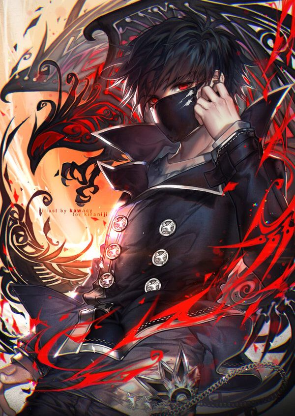 Darker than the hell by kawacy on @DeviantArt