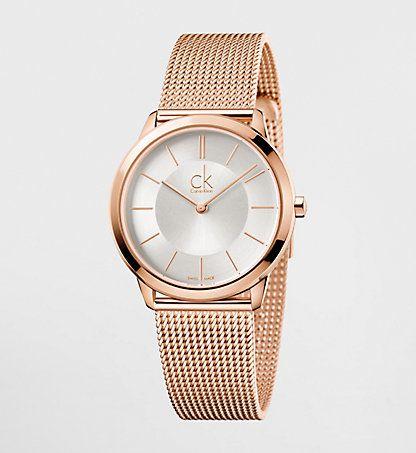 Watch - Calvin Klein Minimal Women   Calvin Klein® Europe