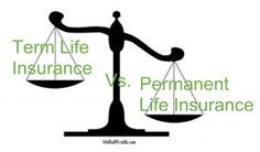 Term Life Insurance vs Permanent Life Insurance - - Do you know the difference between the two? /search/?q=%23LifeInsurance&rs=hashtag