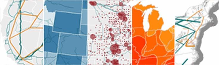 Visualizing the U.S. Grid