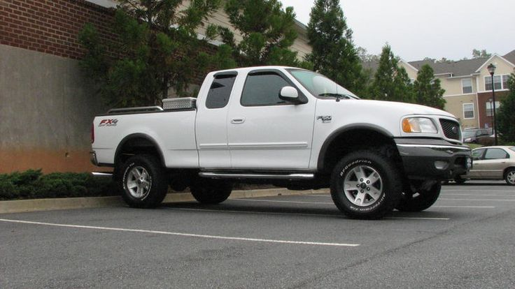 ford f150 fx4 2003 - Google Search/  my fav truck ever, mine was red