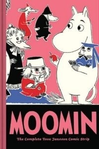 Moomin book cover