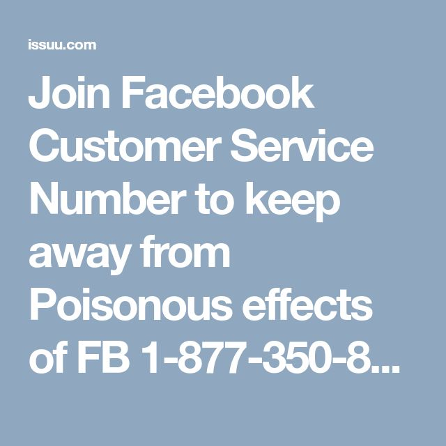 Join Facebook Customer Service Number to keep away from Poisonous effects of FB 1-877-350-8878 Is Facebook post creating astonishing circumstance for you? Is it true that someone is undermining you specifically or in a roundabout way on Facebook? No compelling reason to fear by any means. You can get snappy help on telephone call whenever sitting in your home. We are a gathering of canny Facebook Customer Service Number officials who will tune in to your worries deliberately and help you…