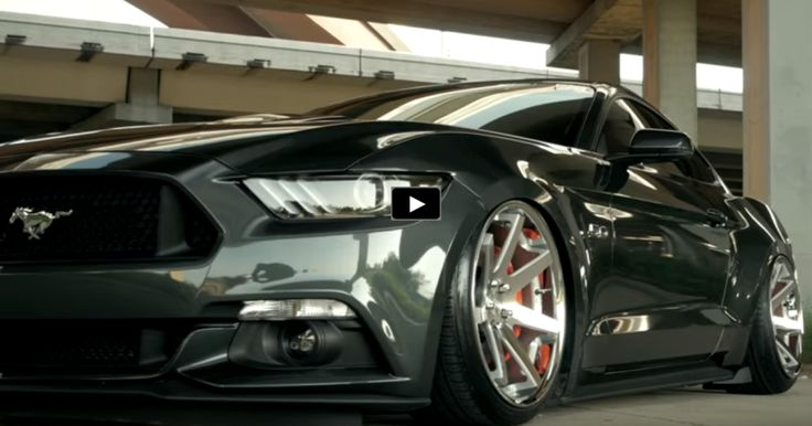 Watch this Killer 2015 Mustang GT Flexing Muscle