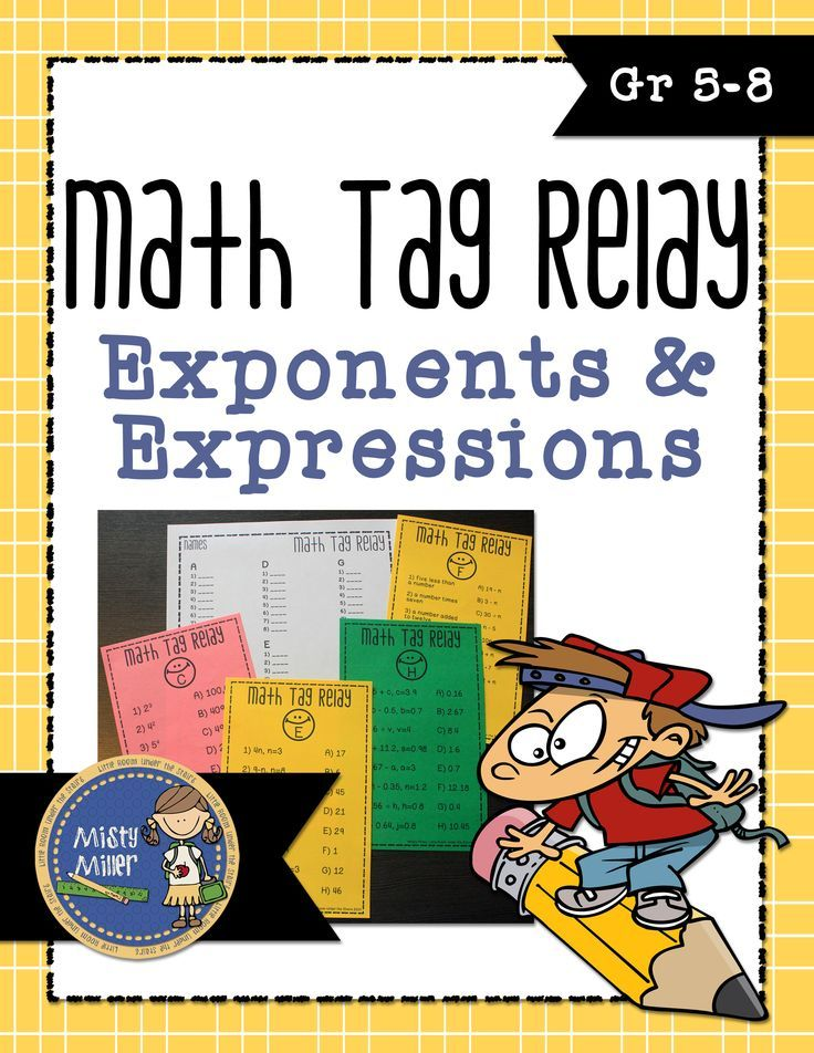 how to turn numbers into exponents