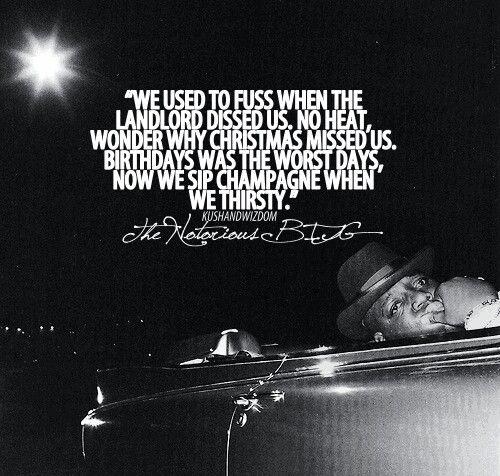 Notorious B.I.G - Juicy | Lyrics | Pinterest