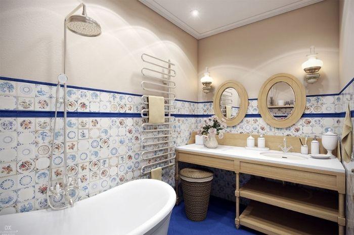 Необычная квартира в 60 м² на Петроградском острове – Красивые квартиры