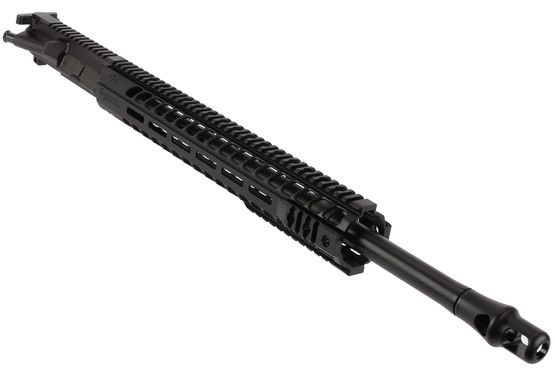 "Radical Firearms 20"" .450 Bushmaster 1:14 Carbine Length HBAR Complete Upper - 15"" M-LOK MHR Rail"