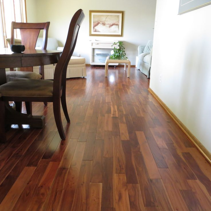 Wood Floor Colors Hardwood Floors And Wood Flooring: Acacia Golden Sagebrush Hardwood Flooring