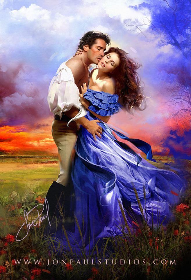 Romance Book Cover : Best images about art jon paul ferrara on pinterest