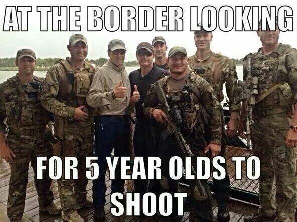 Guys with guns