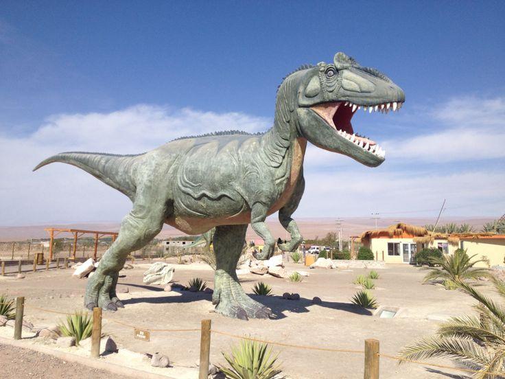 Dinosaurios en Pica