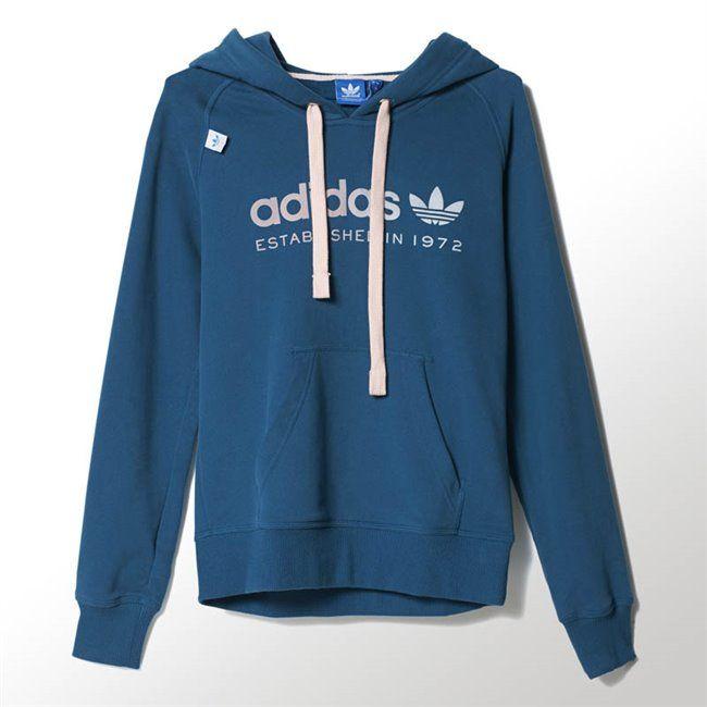 #adidasOriginals LOGO ESSENTIALS HOODIE FT   E-shop crish.cz