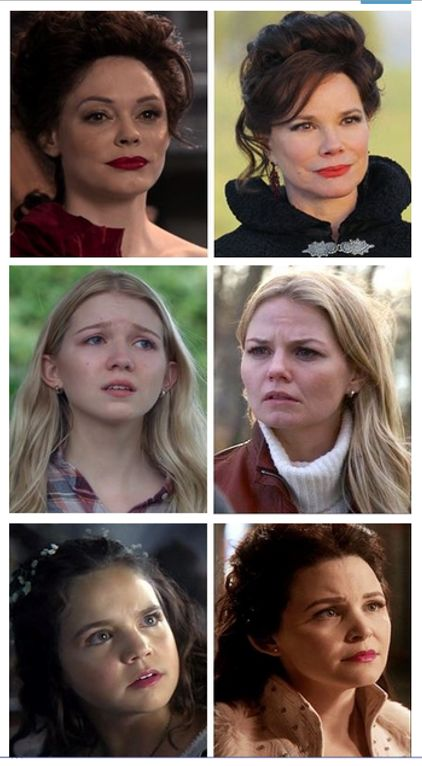 Once Upon a Time casting