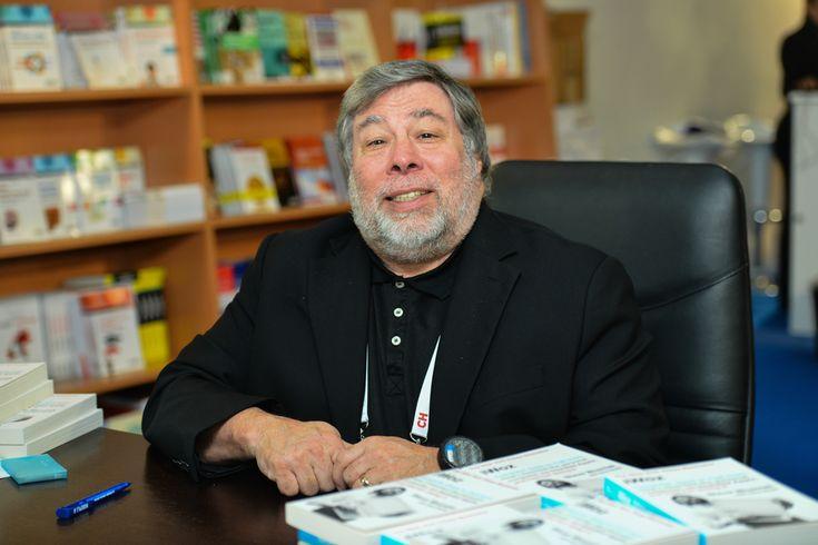 Pour le cofondateur dApple Steve Wozniak la motivation et Internet sont les clés pour réussir