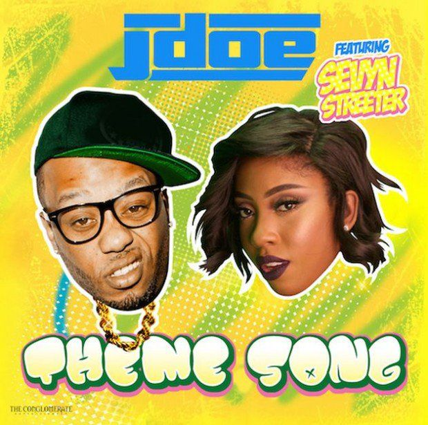 """J-Doe (@JDOEWORLD) – Theme Song ft. Sevyn Streeter (@SEVYN) [Audio]- http://getmybuzzup.com/wp-content/uploads/2015/09/512101-thumb.jpg- http://getmybuzzup.com/j-doe-theme-song-ft-sevyn-streeter/- J-Doe – Theme Song (Feat. Sevyn Streeter) By Kyle Fall The Conglomerate rapper J-Doe is back with a new single """"Theme Song"""" featuring Sevyn Streeter. Listen to the fresh collaboration below.   …read more Let us know what you think in the comment area below. Liked this"""