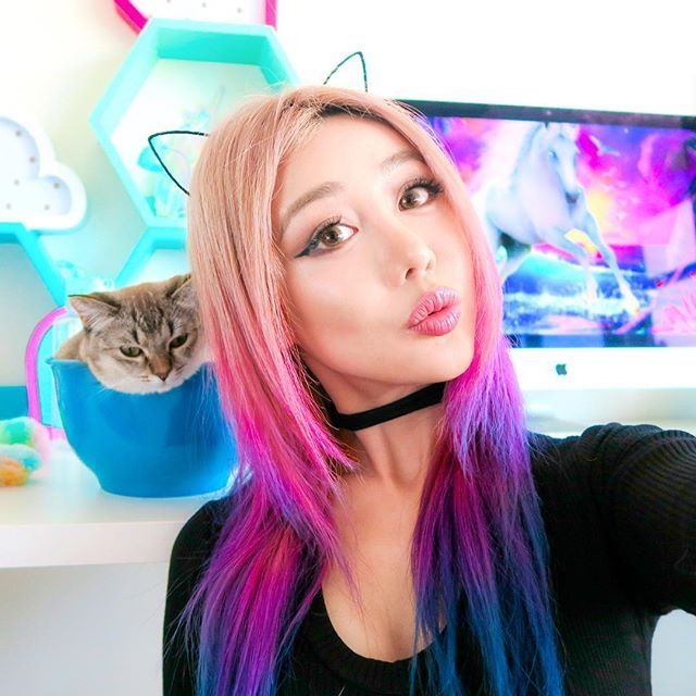 Cute Girl Hairstyles Youtube: 23 Best Wengie's Outfits OOTD Images On Pinterest