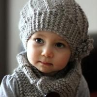 'Cool Wool' Hat and Cowl Set