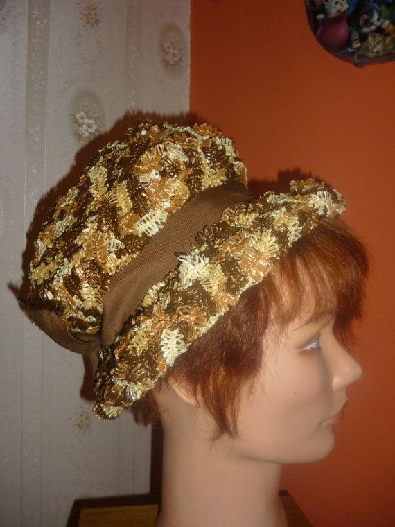 Crazy Hat Day Hat by PamelaMurphyVintage on Etsy, $10.00