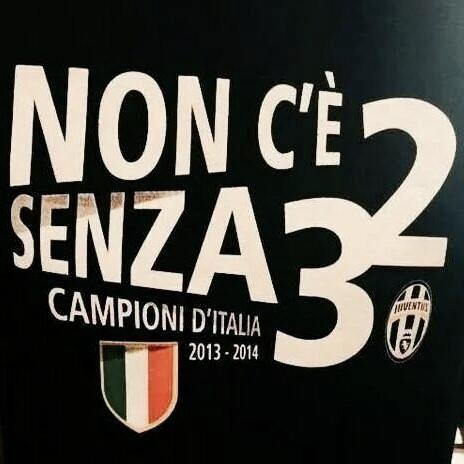 Campioni d'Italia 2013-2014!