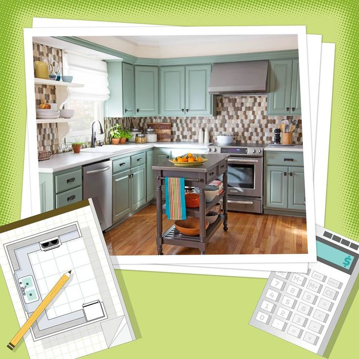 Turn The Kitchen You Have Into The Kitchen You Want! Our