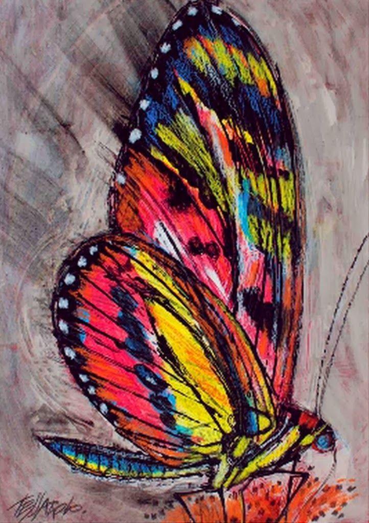 M s de 25 ideas incre bles sobre cuadros de mariposas en for Laminas de cuadros modernos