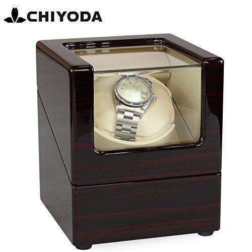chiyoda einzige uhrenbeweger schmuckboxen f r automatikuhren mit der japanisch mabuchi motor. Black Bedroom Furniture Sets. Home Design Ideas