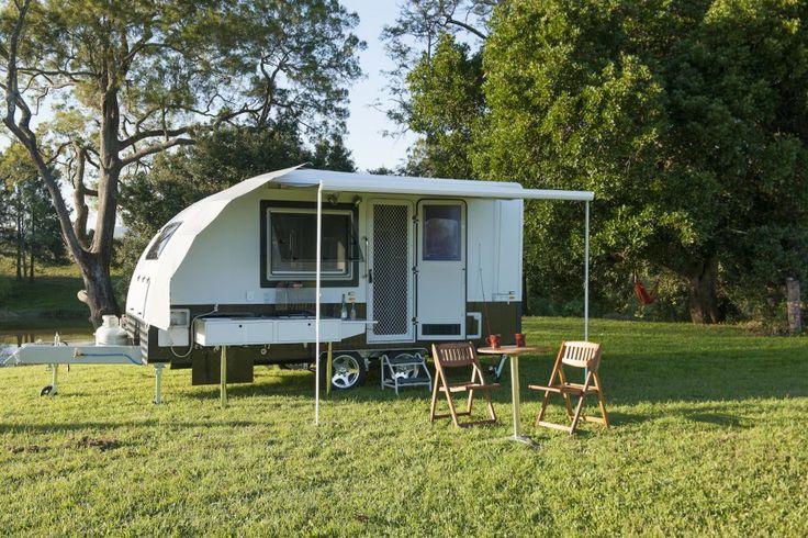 Opalite Skoot 4700 Caravan Kitchen Ensuite Amp Queen Bed