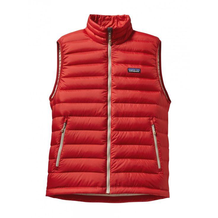Gilet homme Patagonia - Down Sweater Vest | Livraison gratuite