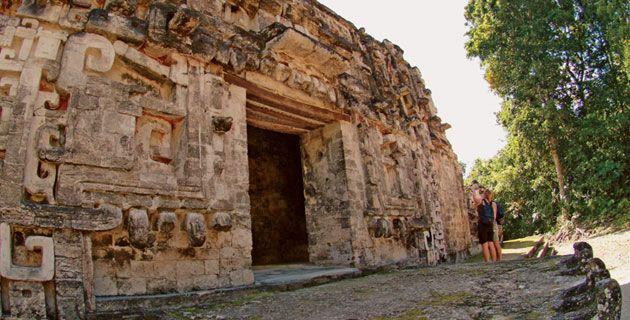 zonas_arqueologicas_mayas_campeche_chicanna / María de Lourdes Alonso / MD