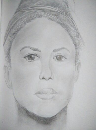 My drawing #Shakira