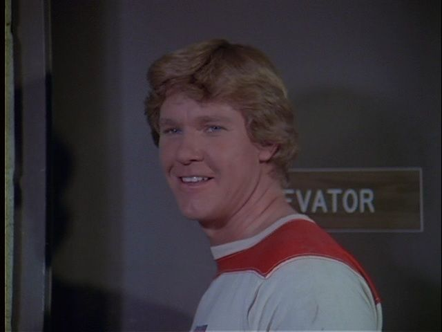 Image of Larry Wilcox as Jon Baker for fans of CHiPs.