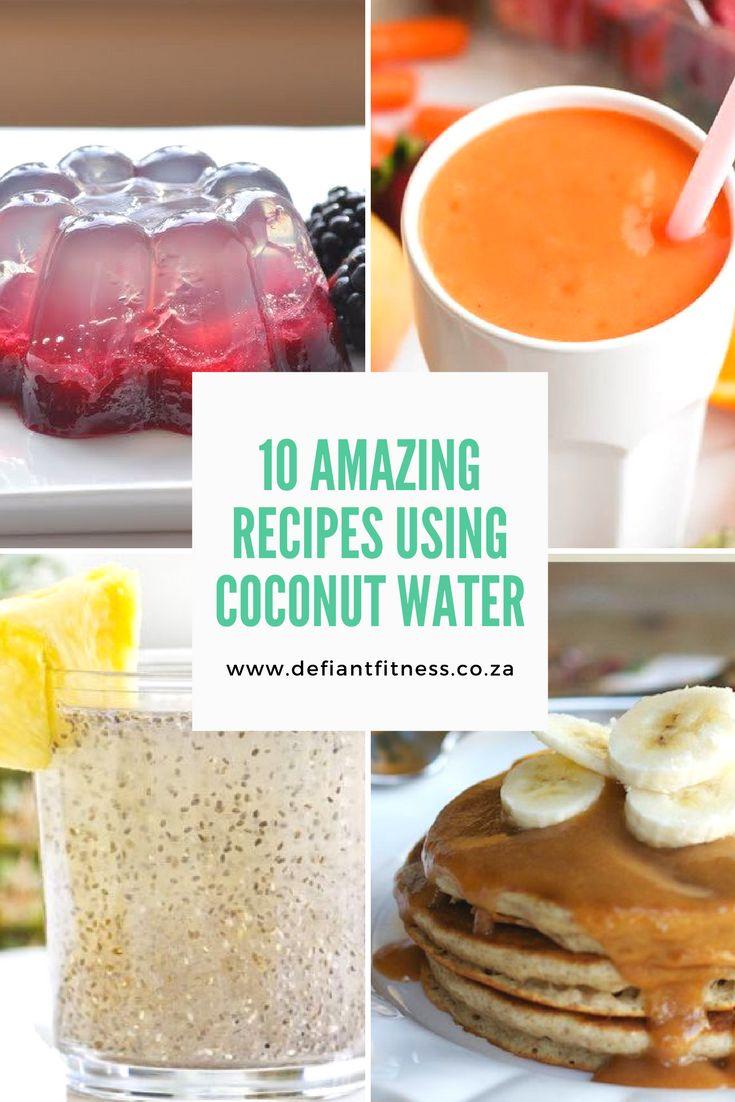Healthy recipes | Coconut water recipes | Simple healthy recipes