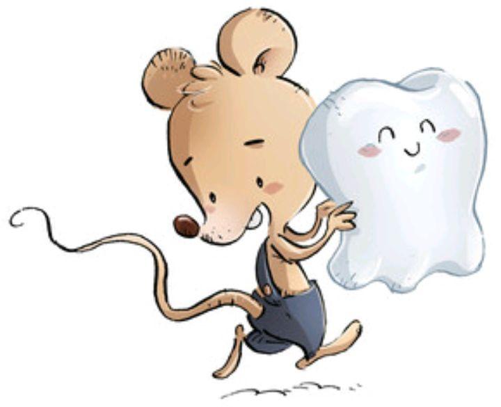 картинка зубная мышка бедняков чум
