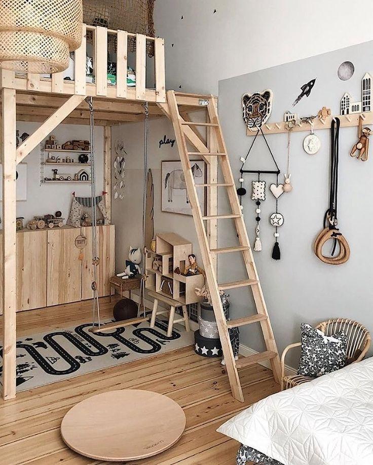 Sie lieben dieses wunderschöne Kinderzimmer von @…