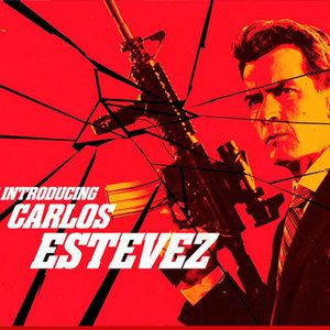 Machete Kills Will Introduce Charlie Sheen as Carlos Estevez -- The actor uses his real name for the first time in this upcoming Grandhouse spin-off sequel starring Danny Trejo as an ex-Federale with a score to settle. -- http://wtch.it/IFshM